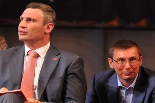 Влада: Диванна сотня: У БПП назвали дві кандидатури, які обговорюють на пост Генпрокурора України