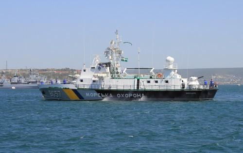 Украина заявляет о готовности организовать морскую блокаду Крыма