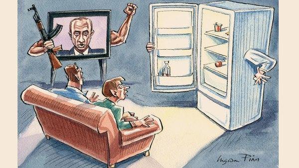 """Кубанский казак Панчук, который """"был готов умереть за Путина"""", решил поддержать Навального: """"Думали, после Крыма у нас все будет хорошо. А с каждым годом все хуже и хуже"""" - Цензор.НЕТ 6599"""