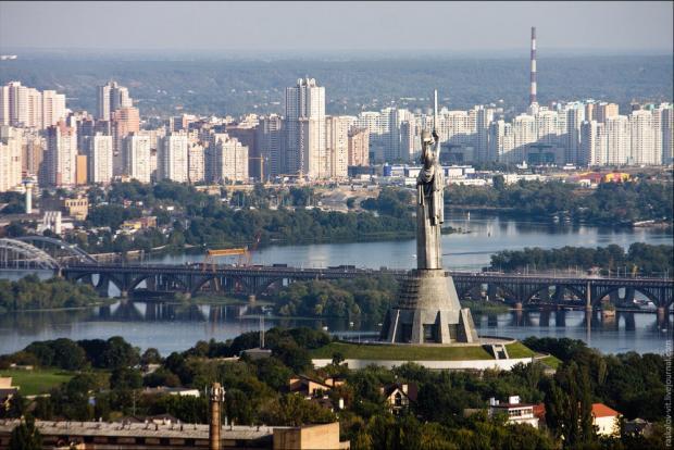 Київ. Фото: tebuka.ru.