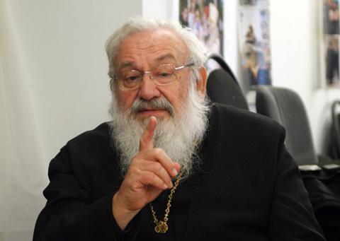 Любомир Гузар. Фото:www.credo-ua.org