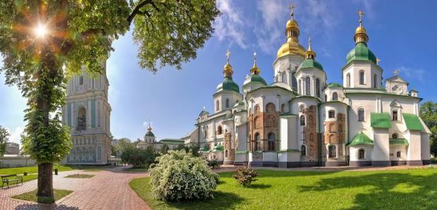 Софія Київська. Ілюстрація:pilgrimage.in.ua