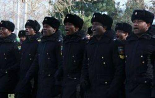 Грузинский национальный легион официально вошел в состав ВСУ - Цензор.НЕТ 2534