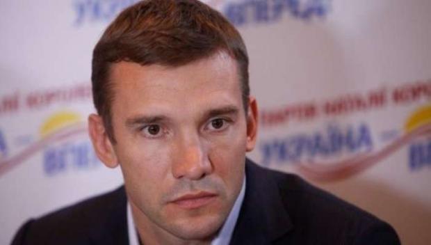 Футболіст Андрій Шевченко втратив найдорожчу людину