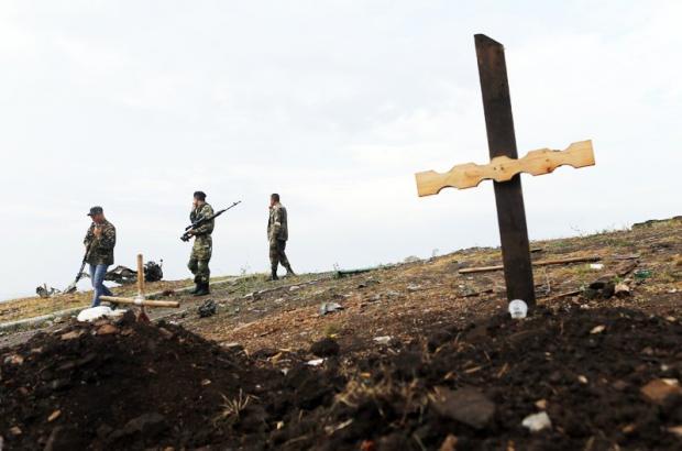 Пророссийские наемники повышают боевую активность. Зайцево и Майорск обстреляны из артиллерии 122 и 152 мм, - пресс-центр АТО - Цензор.НЕТ 5199