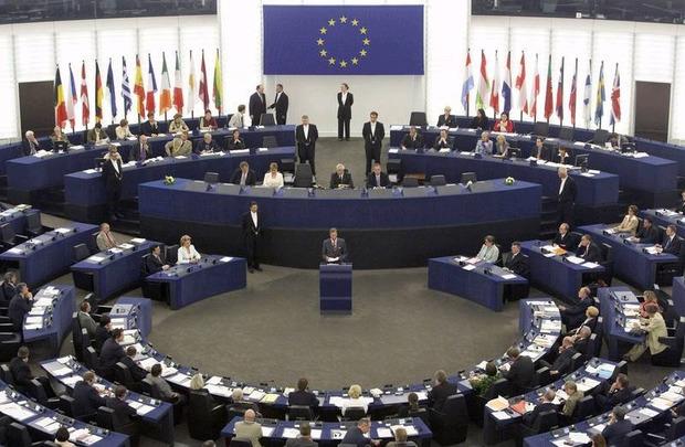Європарламент шокований звітом по Криму і Донбасу. Фото: hronika.info.