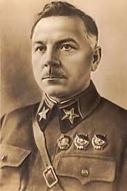 Климент Ворошилов. Фото:ru.wikipedia.org