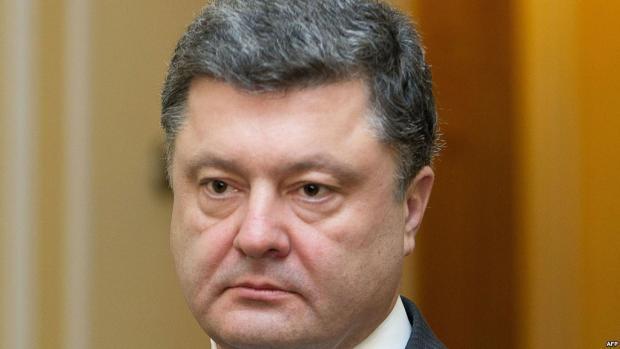Петро Порошенко. Фото: ЖЖ