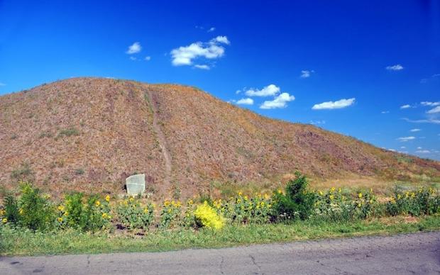 Україна невідома: На Херсонщині знаходиться могила нащадка скіфського царя Атея