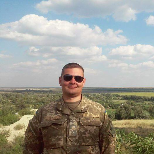 Денис Лесняк. Фото:Facebook