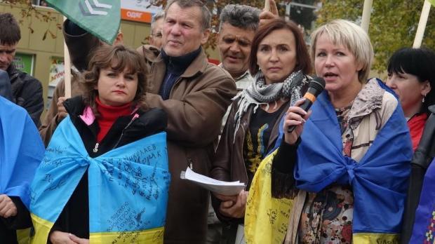 Оккупанты отводят свои подразделения из Петровского, - Минобороны Украины - Цензор.НЕТ 4600