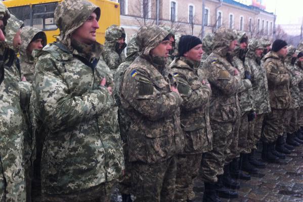За минувшие сутки погибших нет. Ранены шестеро украинских воинов, - спикер АТО - Цензор.НЕТ 9404