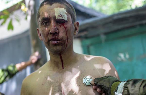 """Боевики """"ЛНР"""" отказали ОБСЕ в доступе к базе военного типа в Кадиевке - Цензор.НЕТ 5069"""