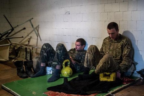 """Боевики """"ЛНР"""" отказали ОБСЕ в доступе к базе военного типа в Кадиевке - Цензор.НЕТ 5910"""