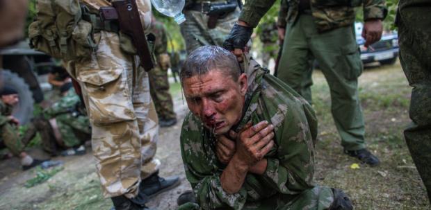 """Боевики """"ЛНР"""" отказали ОБСЕ в доступе к базе военного типа в Кадиевке - Цензор.НЕТ 5124"""