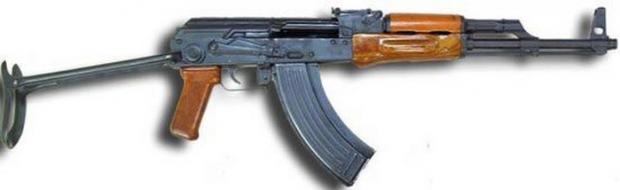АКМС 7,62 мм