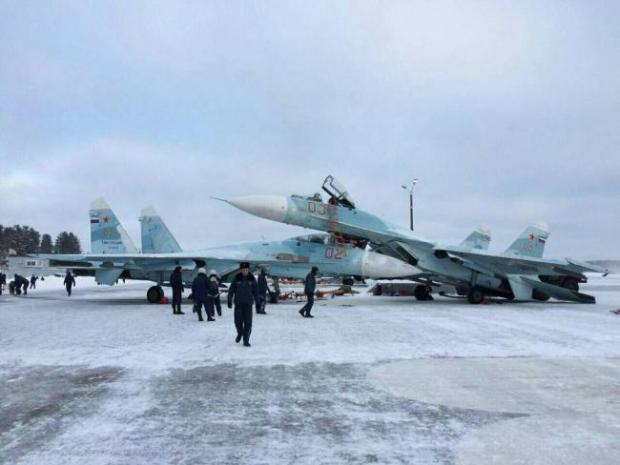 Россия приостановила заключенный со США Меморандум о предотвращении инцидентов в Сирии - Цензор.НЕТ 4149