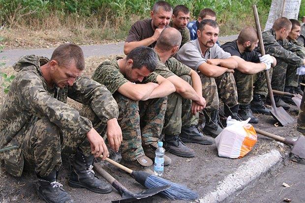 "Результат пошуку зображень за запитом ""українські полонені"""