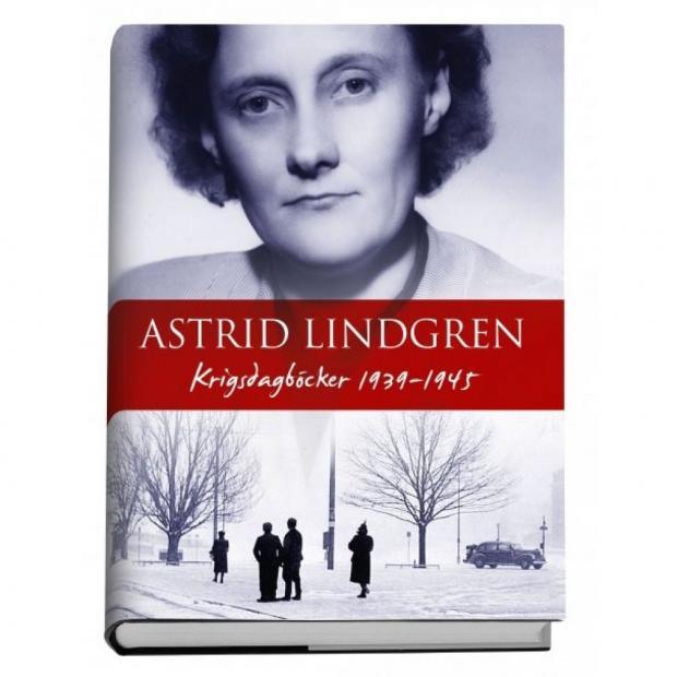 Книга письменниці Астрід Ліндгрен.