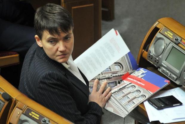Н.Савченко. Фото: DT.ua.