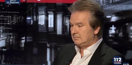 Юрій Швець. Фото: скріншот з відео.