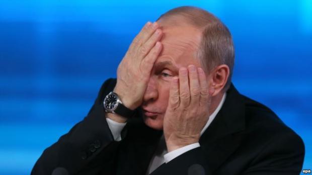 Путин и Совбез РФ констатировали неизбежные негативные последствия из-за удара США в Сирии, - Песков - Цензор.НЕТ 1348