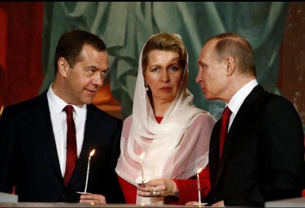 Кандидат в президенты Франции Макрон обещает поставить Путина на место - Цензор.НЕТ 3132