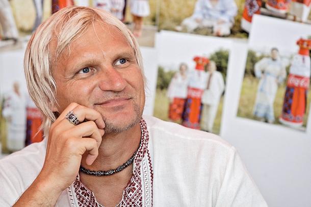 Олег Скрипка. Фото: Ivona - bigmir)net.