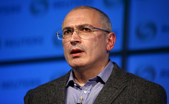 Михайло Ходорковський. Фото:www.rbc.ru
