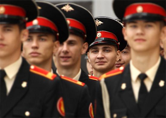 Російські курсанти мають розуміти, що є злочином. Фото: соцмережі.