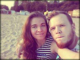 Геннадій Лимешко з дружиною. Фото: соцмережі.