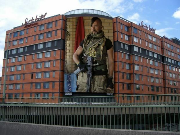 Герої не вмирають! Мережу вразило зображення загиблого в бою з російсь
