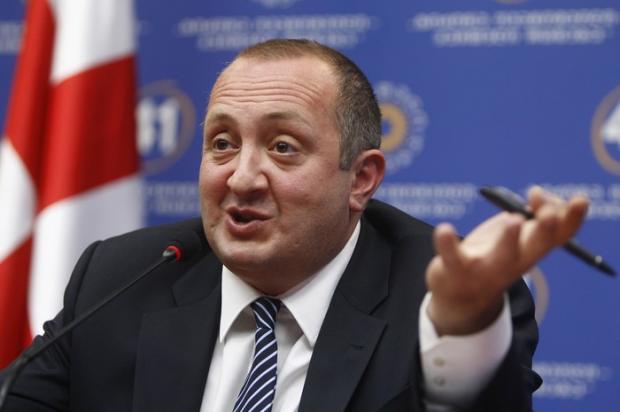 Георгій Маргвелашвілі. Фото:Gazeta.ua