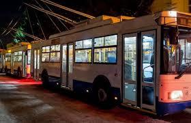 Сувора Троєщина  У Києві сталася масова бійка в тролейбусі (фото) 31b08173092fb