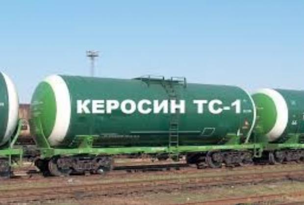 Росія постачає авіапаливо бойовикам ОРДЛО. Ілюстрація:medytsyna.com