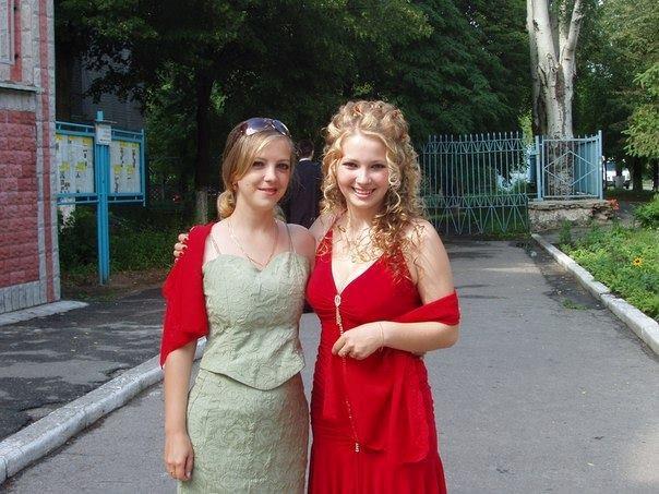 Сестри Ірина та Світлана. Ще живі та щасливі. Фото: соцмережі.