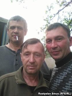 Ростислав Смусь, Віталій Немиренко, Олександр Мосулега