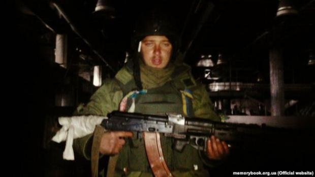 Сашко Олефір «Борода», захисник ДАПу
