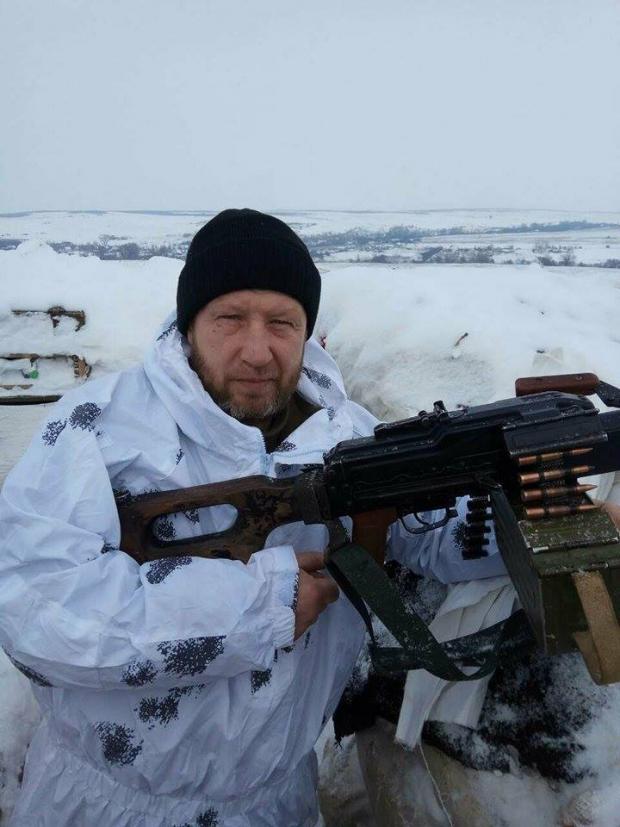 Боєць АТО загинув у Донецькій області внаслідок кульового поранення. Фото: censor.net.ua