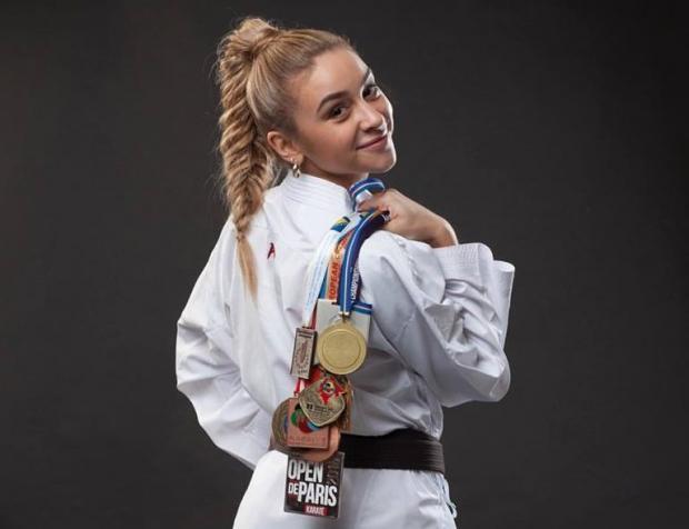 Анжеліка Терлюга. Фото:xsport.ua