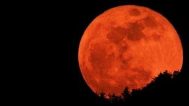 Ого! Улипні місячне затемненням стане одне із найдовших уХХІ столітті
