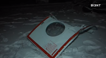 На місці страшної авіакатастрофи. Фото: скріншот з відео.
