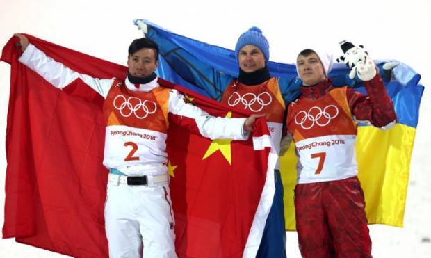 Олександр Абраменко - олімпійський чемпіон. Фото:depo.сектор