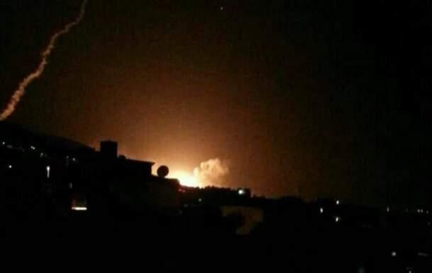 Новий удар по базах Асада. Фото:Vesti-ua.net