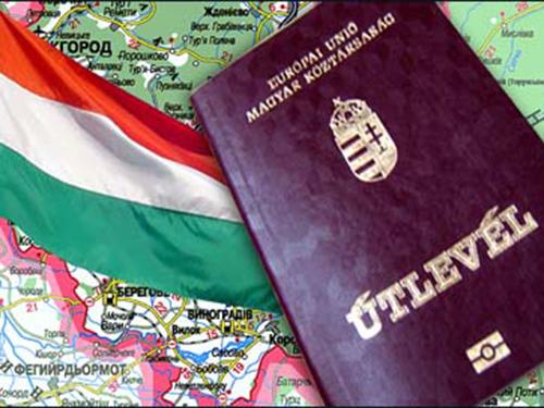 Паспорти Угорщини використовують у злочинних схемах. Ілюстрація: соцмережі.