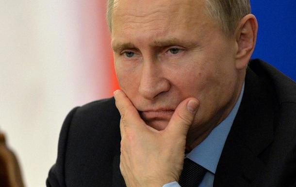 Путін В. Фото: Корреспондент.net