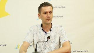Блогер О.Коваленко. Фото: Воздухмедіа