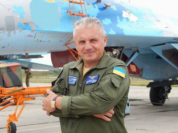 Олександр Оксанченко брав участь в АТО - успішно виконав усі поставлені завдання
