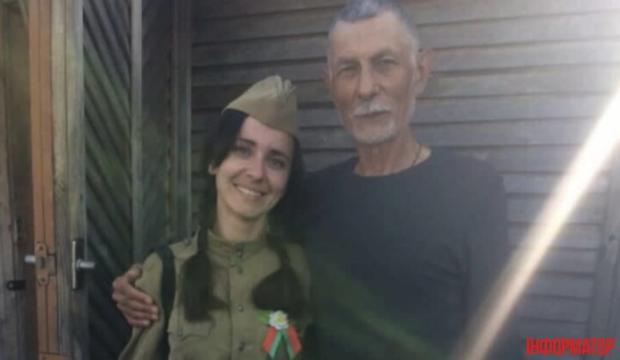 Микола Зюбін і Ганна Ситник