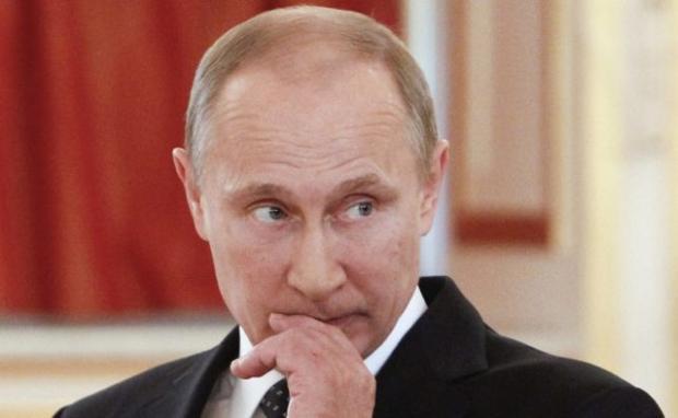 В Путіна проблеми? Фото: ТАСС.